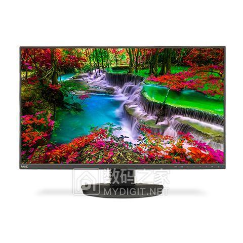 """环境动态调光+硬件较色 NEC 推出""""价格可爱""""的新款专业显示器 E271N/EA271F"""