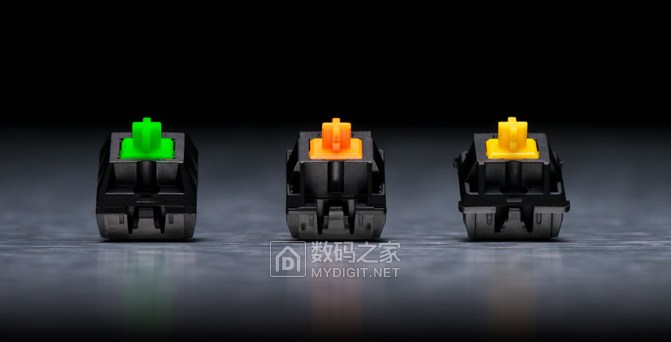 不再让德国货一家独大 雷蛇将与更多合作伙伴推出Razer轴机械键盘