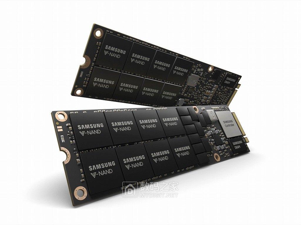 单盘8TB起步、PCIe4.0接口 三星新推NVMe NF1企业级固态盘