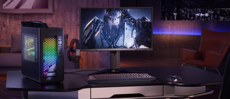 对租房党更友好 联想发布全新 Legion 游戏电脑,易携带配置辣