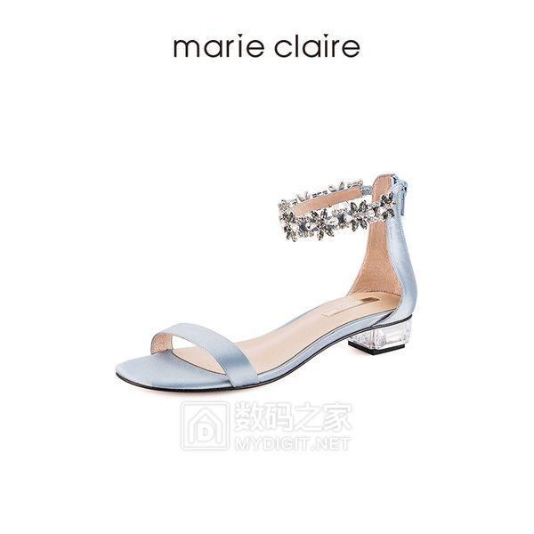marie claire女鞋怎么