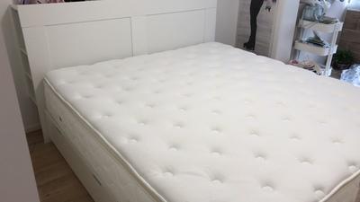 金可儿乳胶床垫怎么样.