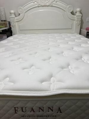 富安娜乳胶床垫怎么样.