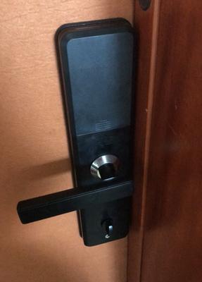 凌仕指纹锁怎么样,质量什么档次的?哪里产的牌子?