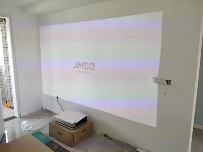 JmGo/坚果SC激光电视智