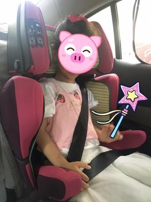 concord儿童安全座椅怎