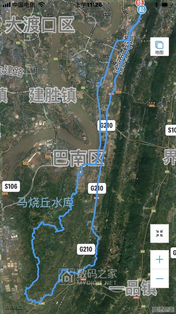 6月2日出去骑了一圈自行车