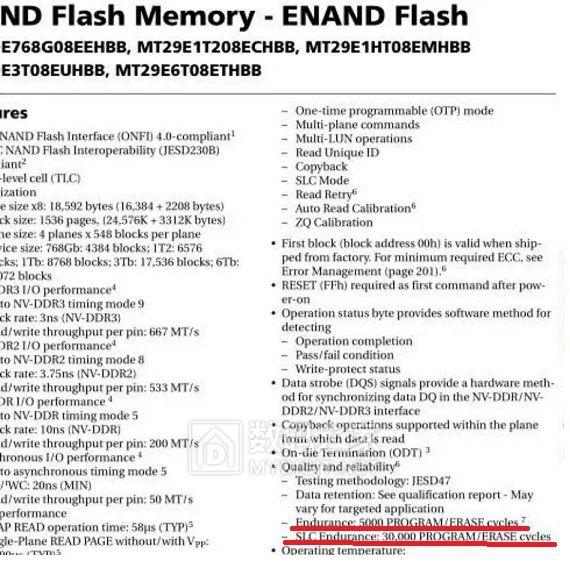 384GB/768GB 高速固态特价写430+读500