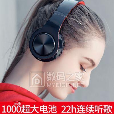 首望 L6X头戴式无线蓝