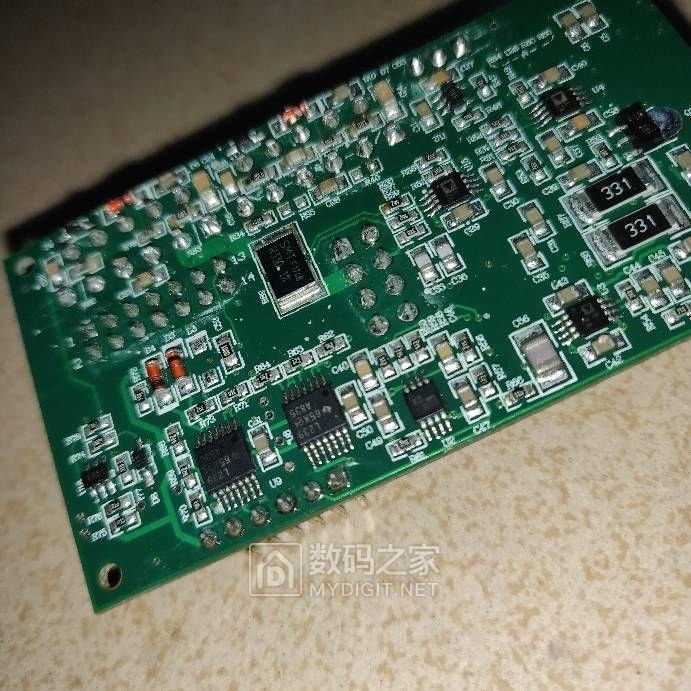 单片两颗lm3886t拆件主板还有8颗adAD的运放 20一片