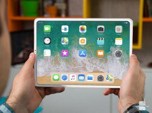 全面屏iPad设计图再曝光 双设计版本亮相