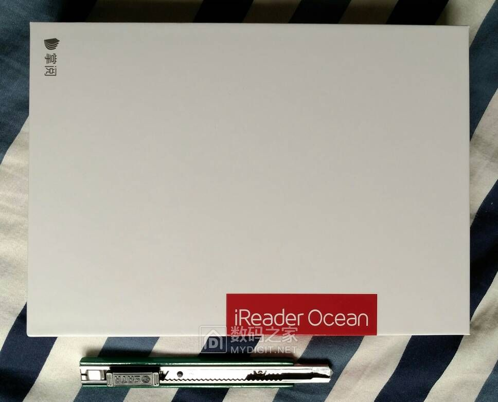 掌阅iReader Ocean电纸书开箱