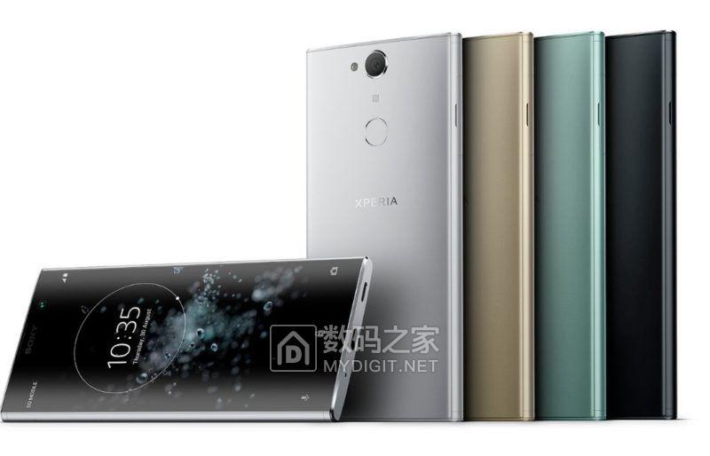 索尼Xperia XA2 Plus发布:骁龙630+6G内存、后置指纹