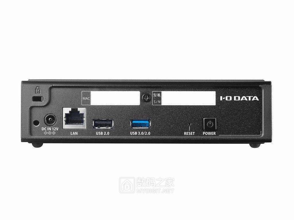 用料再升级I-O DATA 听歌专用网络存储器 RAHF-S2HG