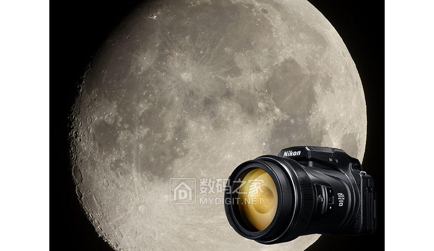 尼康官方发布COOLPIX P1000:125倍光学变焦,打火星So easy