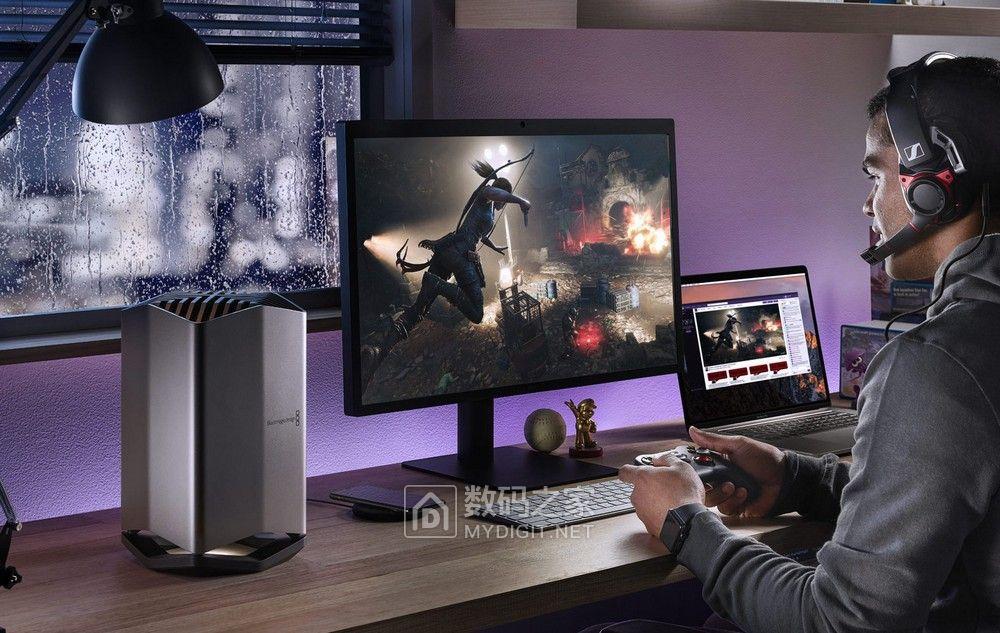 苹果与Blackmagic Design合作推出eGPU:Radeon Pro 580,新MBP独占