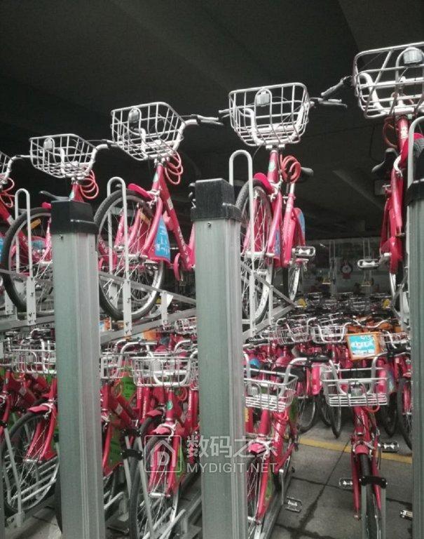 bb公共自行车立体停车检阅