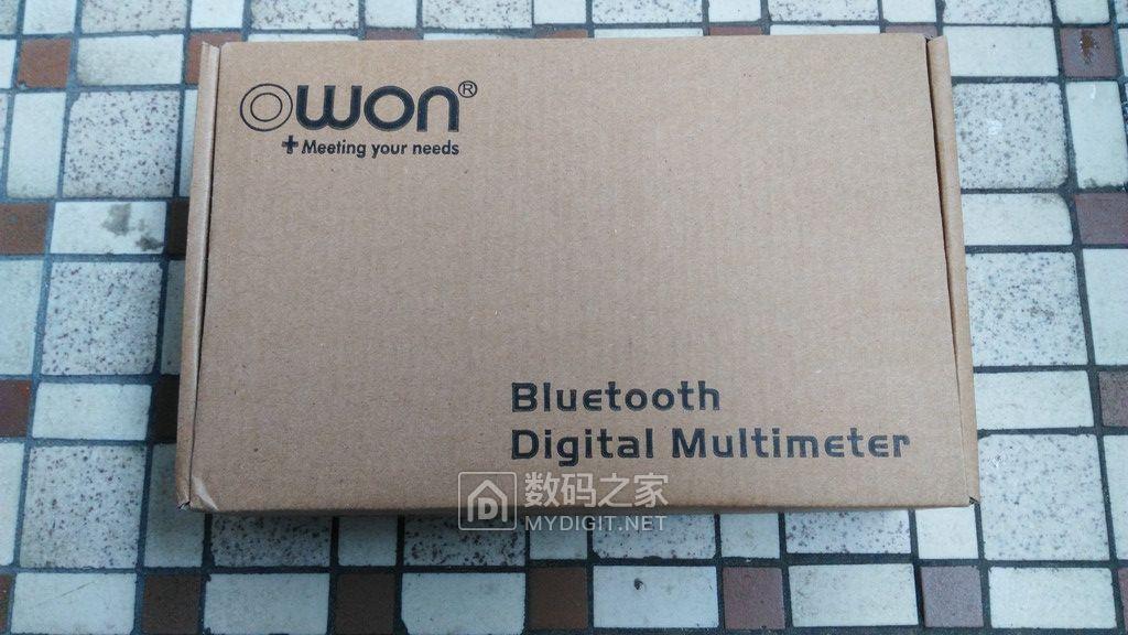 OW18B蓝牙万用表到货了,拆个包,晒一下
