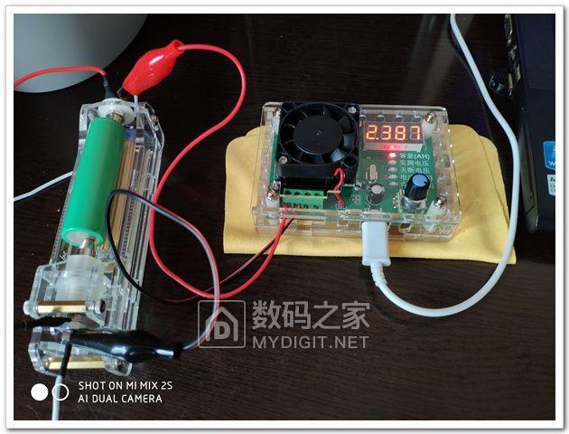 DIY电动工具电池耗时耗力耗财,不过有成就感……已补充容量与内阻测试图、联机曲线图