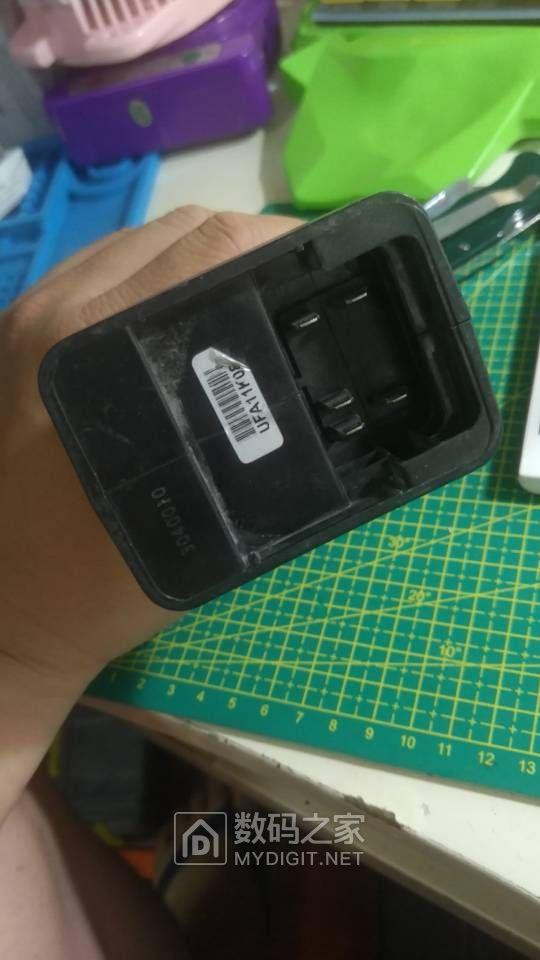 【二手货完美修复】松下EZ7420维护、更换电机。