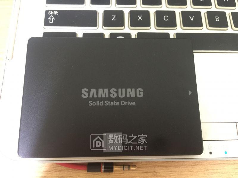 三星750 EVO 250G SSD