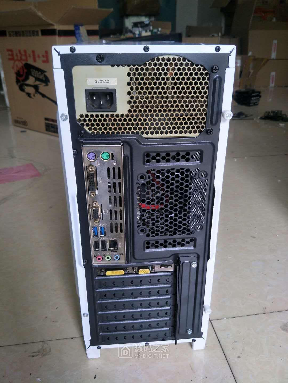 1600出i5 4460组装机台式吃鸡游戏2G独显四核主机地下城
