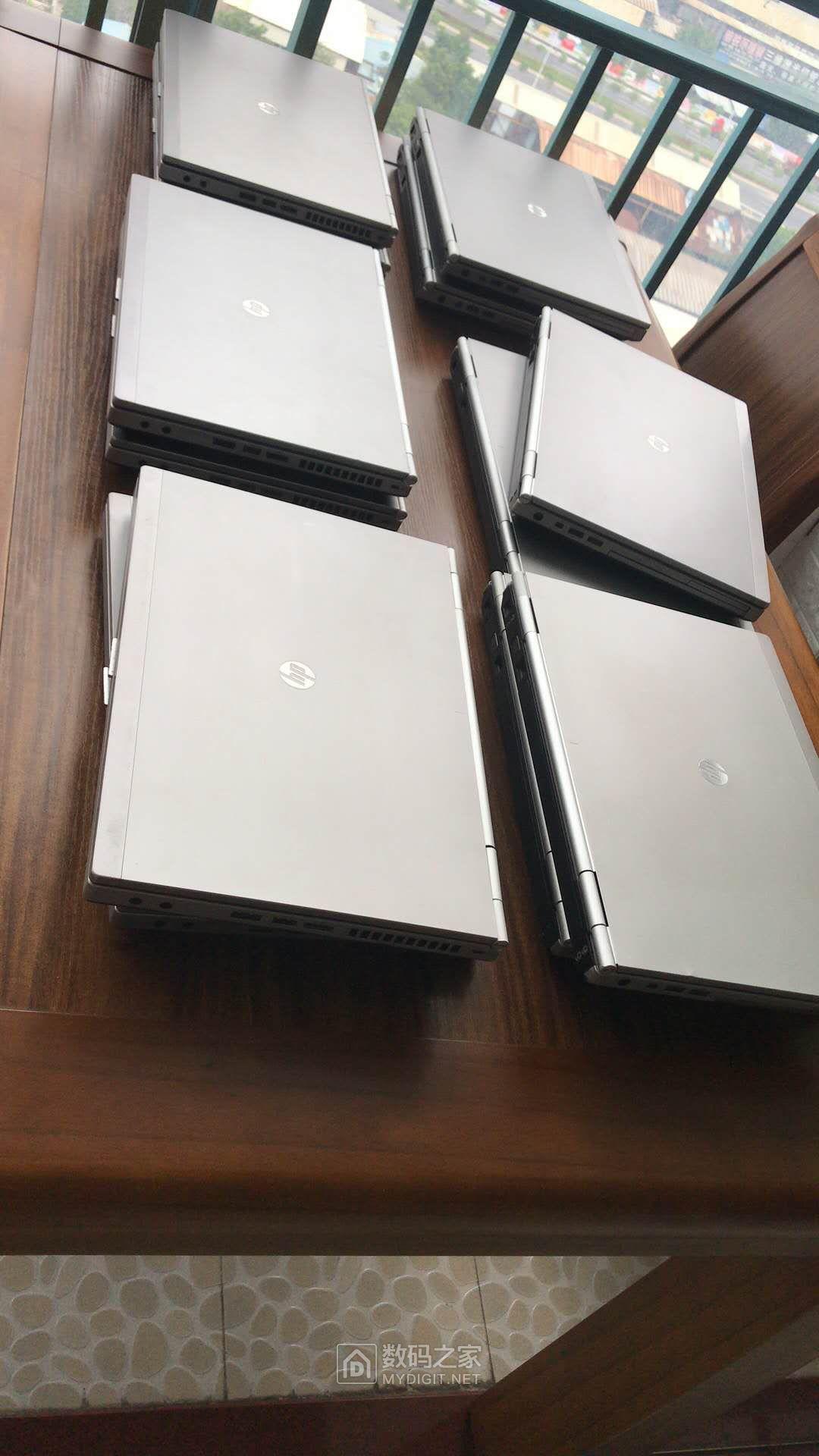 新到50台惠普8460p笔记