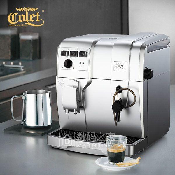 卡伦特 CLT-Q004咖啡机怎么样,操作简单吗?