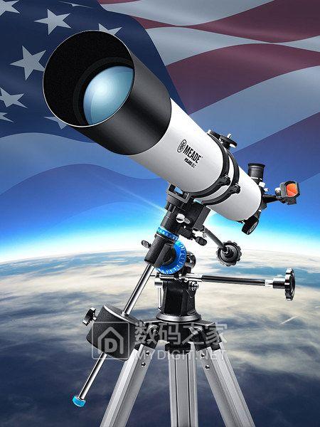 米德80EQ天文天望远镜
