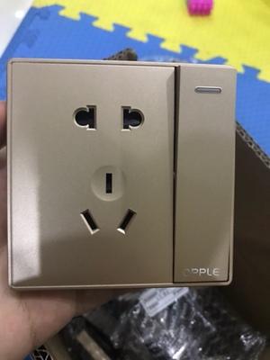 欧普的开关插座怎么样?欧普开关面板质量好不好?
