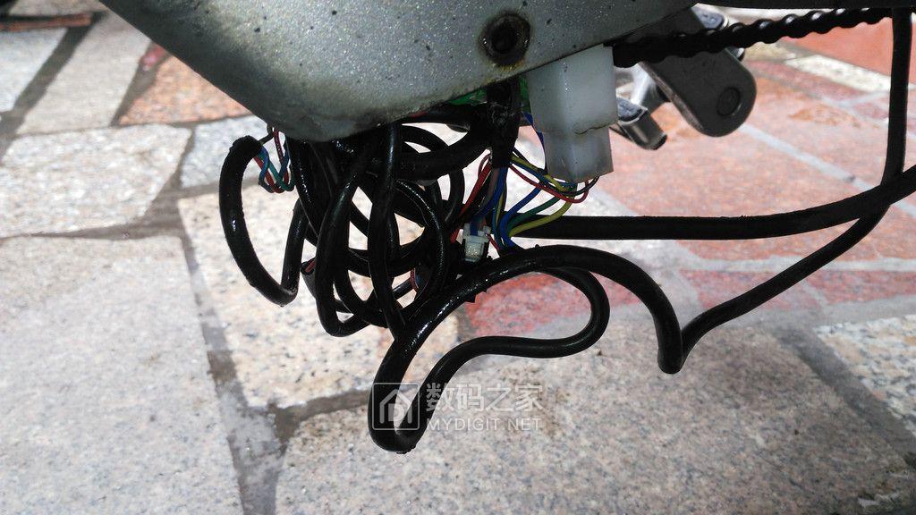 涉水电动自行车,疑难问题多,修好来分享,望君多点赞