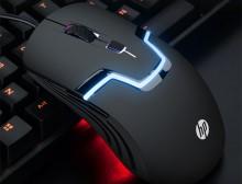 惠普HP鼠标14 意路LED
