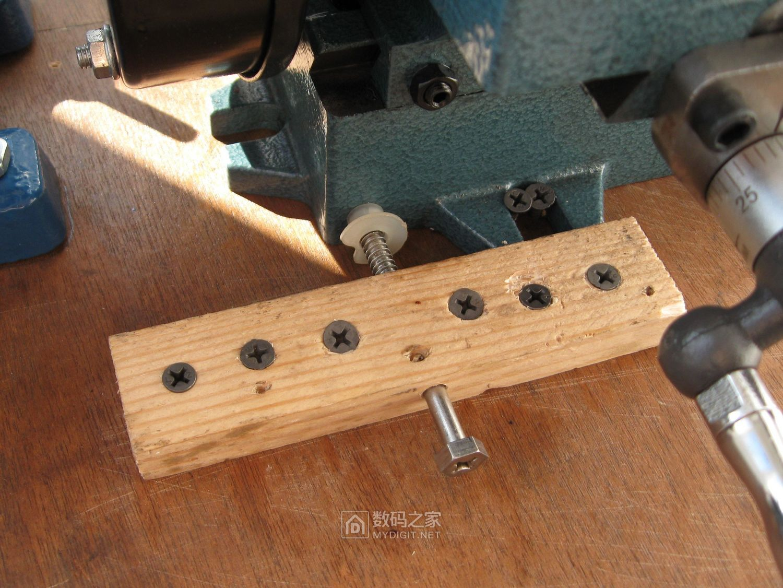 拆两只棘轮螺丝批手柄并改造为快换头棘轮螺丝批手柄