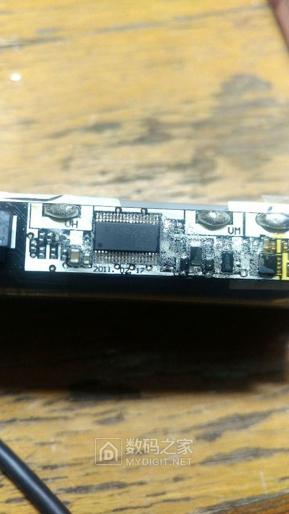 笔记本电池被锁,bq20z45芯片求大神看看如何解锁。