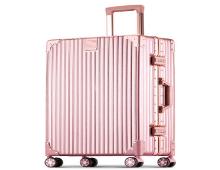 网红行李箱铝框拉杆箱8