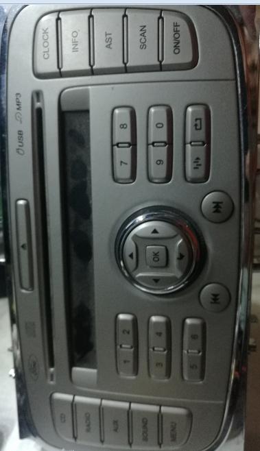 经典福克斯cd机改为家用,如何消除一小时模式
