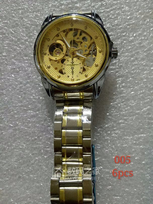 男士机械手表,75包邮