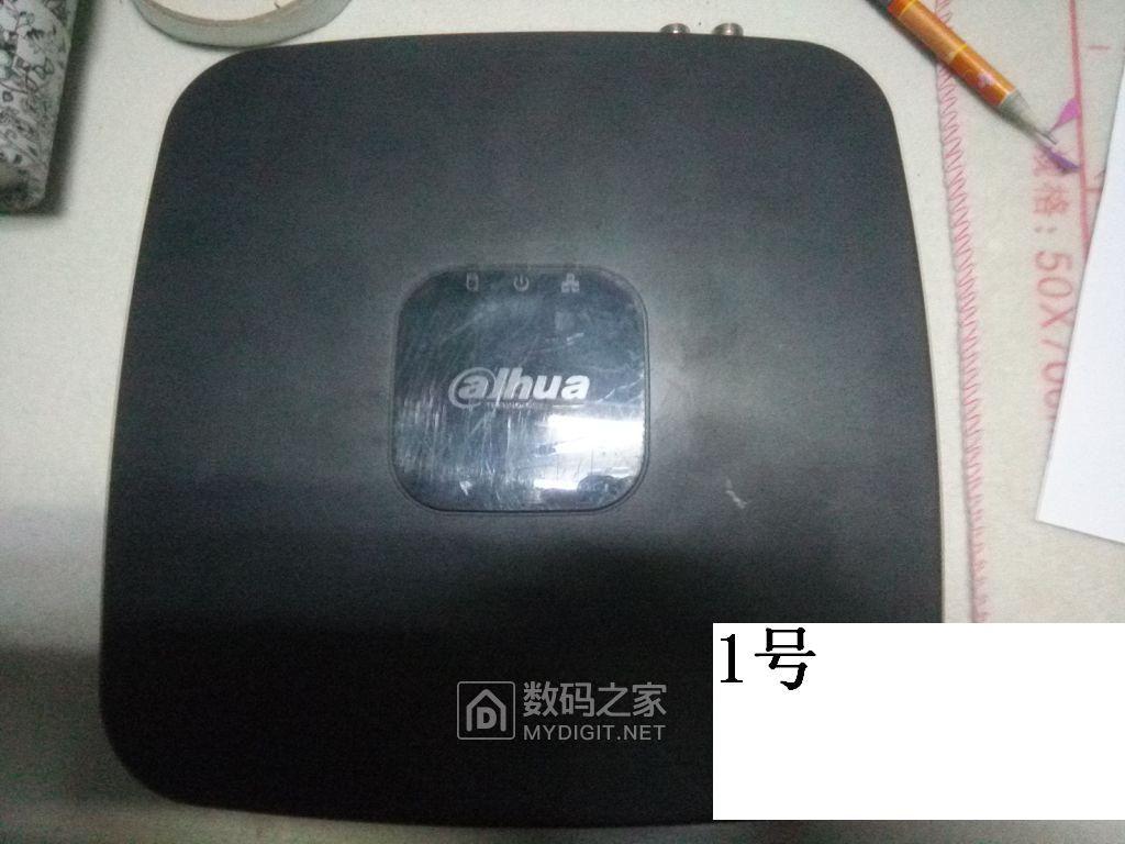 大华硬盘录像机9元 DEL