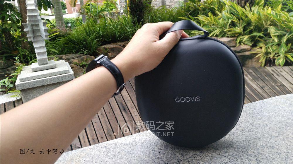 超清无颗粒GOOVIS G2专属你的私人3D影院,酷睿视VR头显拆机评测