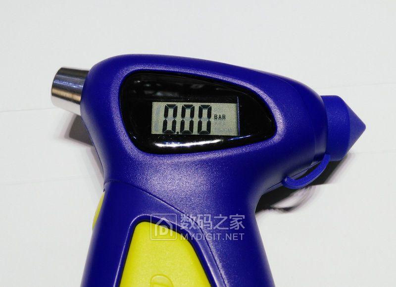 固特异GY 3085多功能数显胎压计拆解