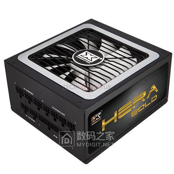 素颜上阵的实力大将富钧发布Hera系列金牌高效电源