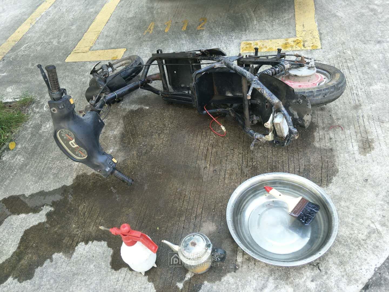 凤凰涅槃——一辆凯骑电动车的重生