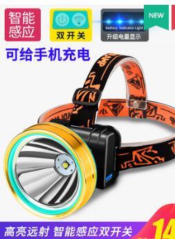LED充电头灯7.9!长虹