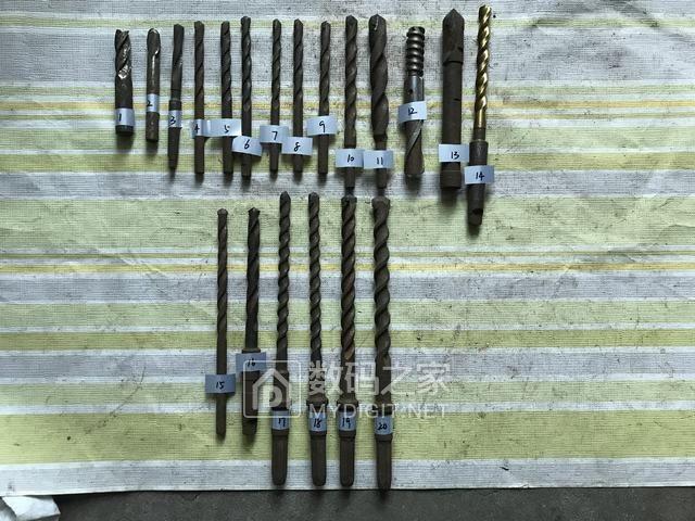 日本二手进口原装钻头