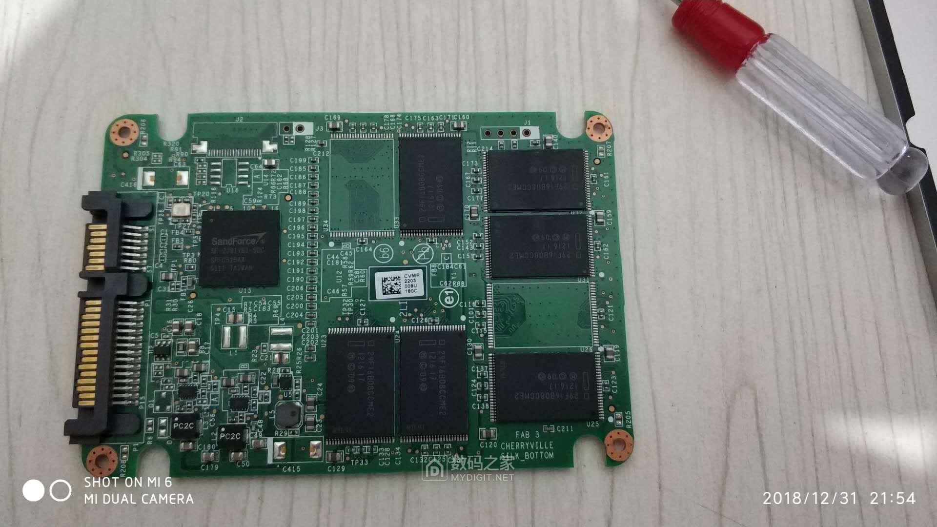 求助:Intel 330 SSD执行安全擦除后开机要求输入用户密码