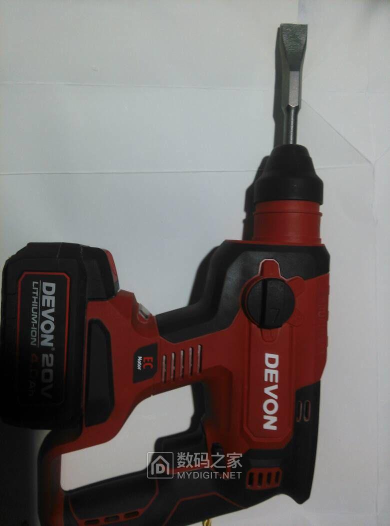关于电锤的锤功能的实现