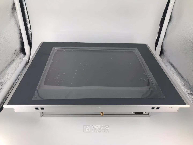 深夜放毒 WELL GLOBAL 全新i7四代10.4寸电容触摸工控平板一体机 双千兆 板载4G内存