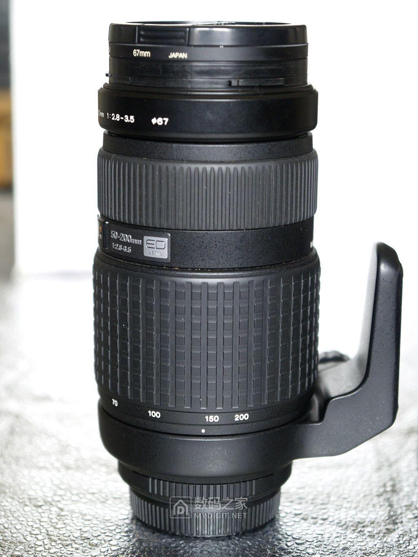 N年前买的奥林巴斯镜头(14-54、50-200)和闪光灯FL-36