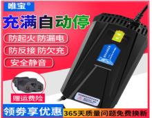 电动车充电器13.8元,