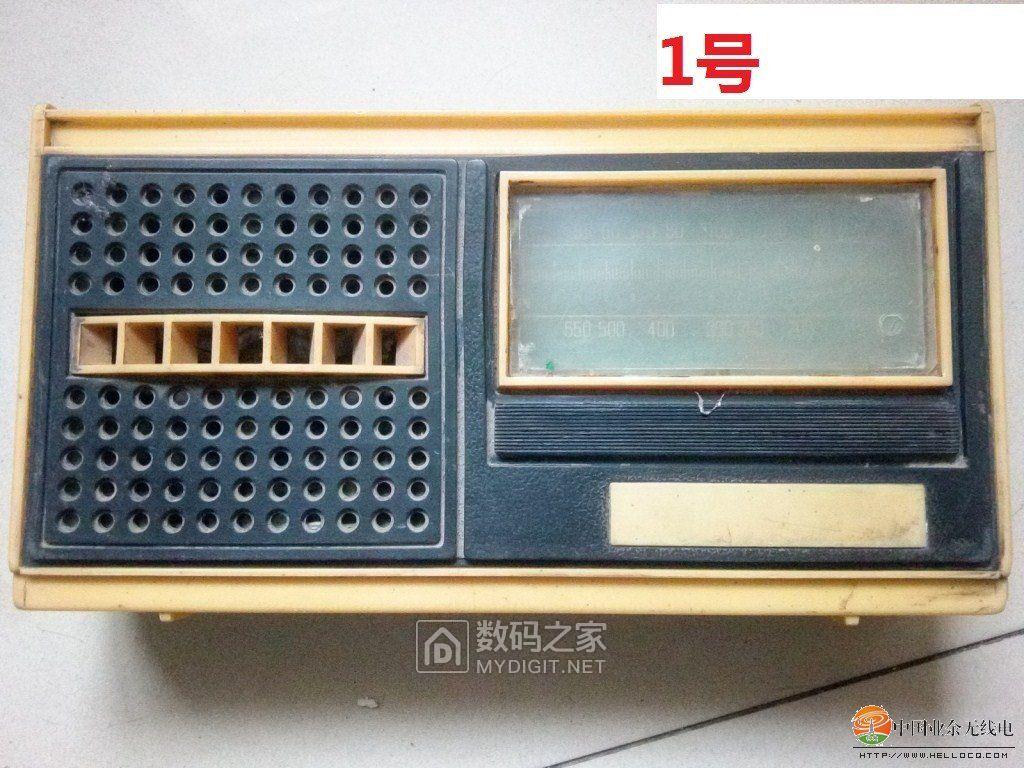 2个老收音机  2个一共2